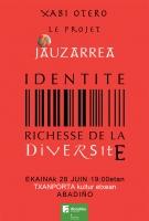 LE PROJET JAUZARREA : IDENTITE RICHESSE DE LA DIVERSITE