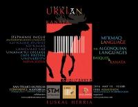 MI'KMAQ LANGUAGE · THE ALGONQUIAN LANGUAGES · BASQUES & KANATA